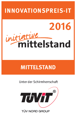 INNOVATIONSPREIS-IT 2016 - BEST OF 2016