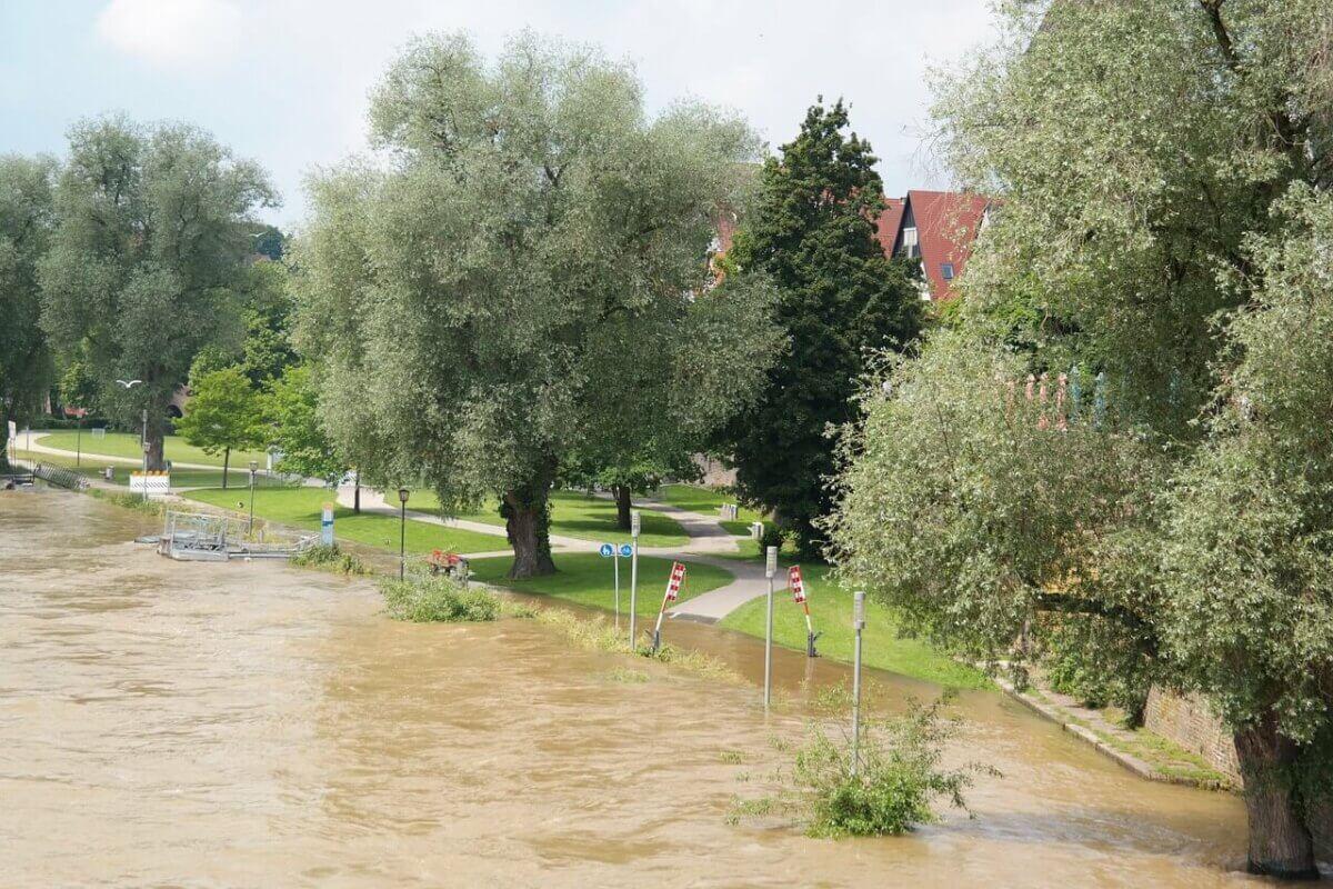 Hochwasserkatastrophe 2017: Steuererleichterungen für Geschädigte