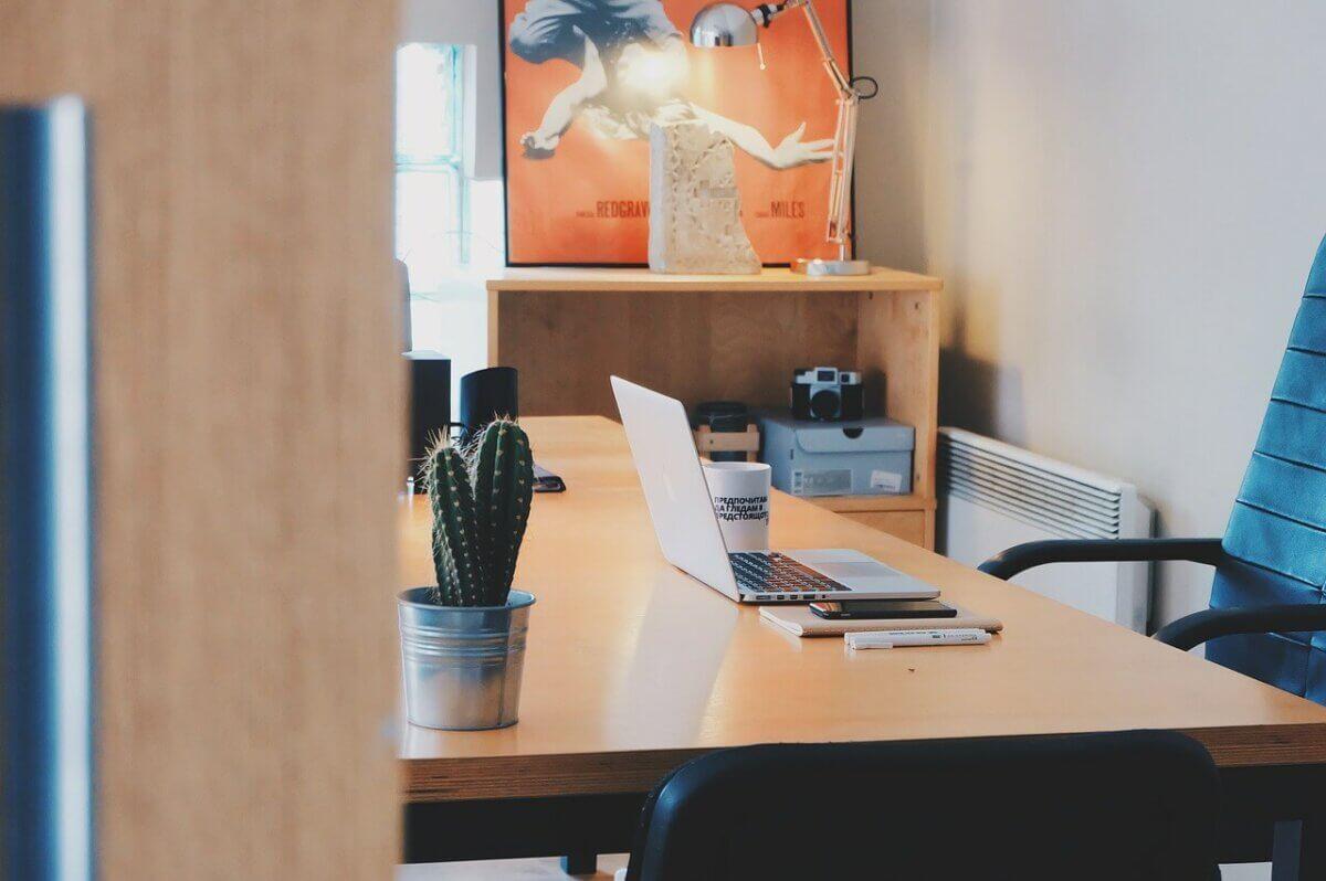 Wenn Sie das Arbeitszimmer für zwei Einkunftsarten nutzen
