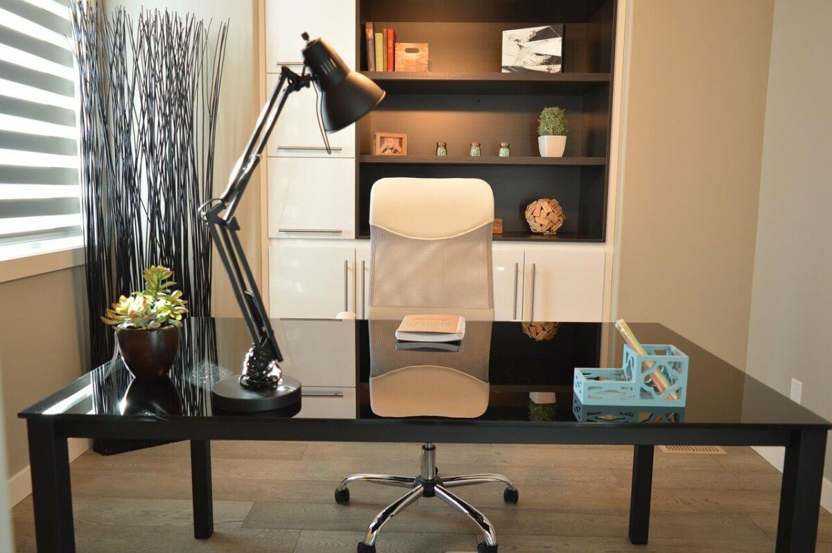 Arbeitszimmer: Alle Einsprüche wegen teilweiser privater Mitbenutzung erledigt