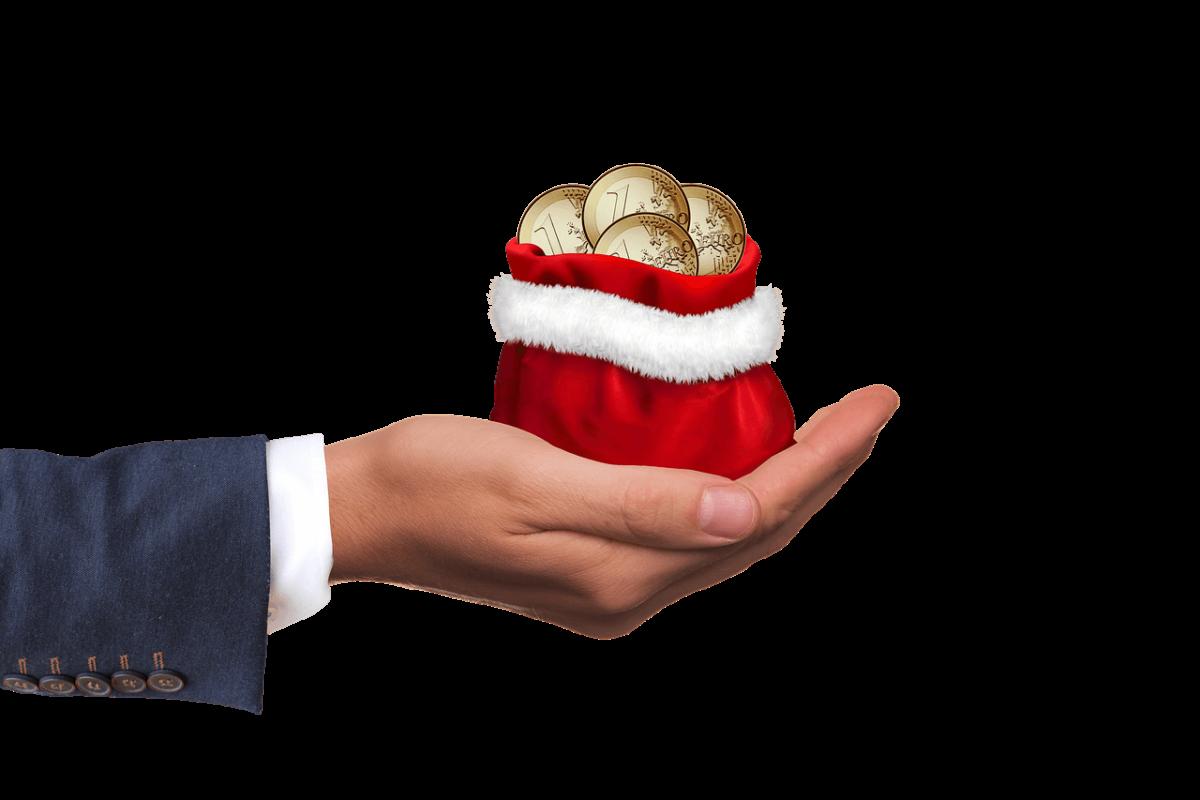 Lohnsteuerabzug: Wie Sie vom Weihnachtsgeld mehr steuerfrei erhalten