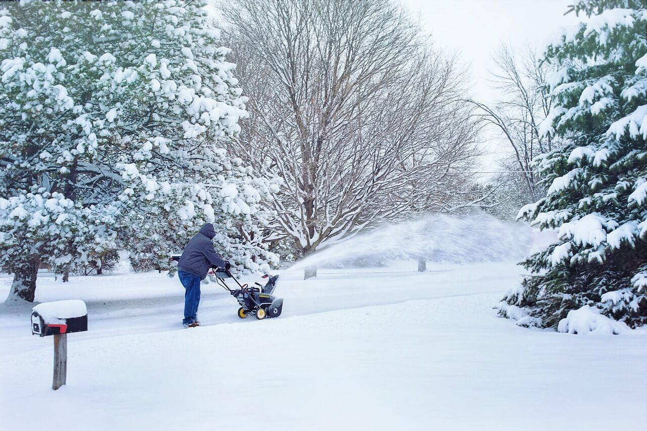 Schneeräumen: Aufwendungen steuerlich begünstigt