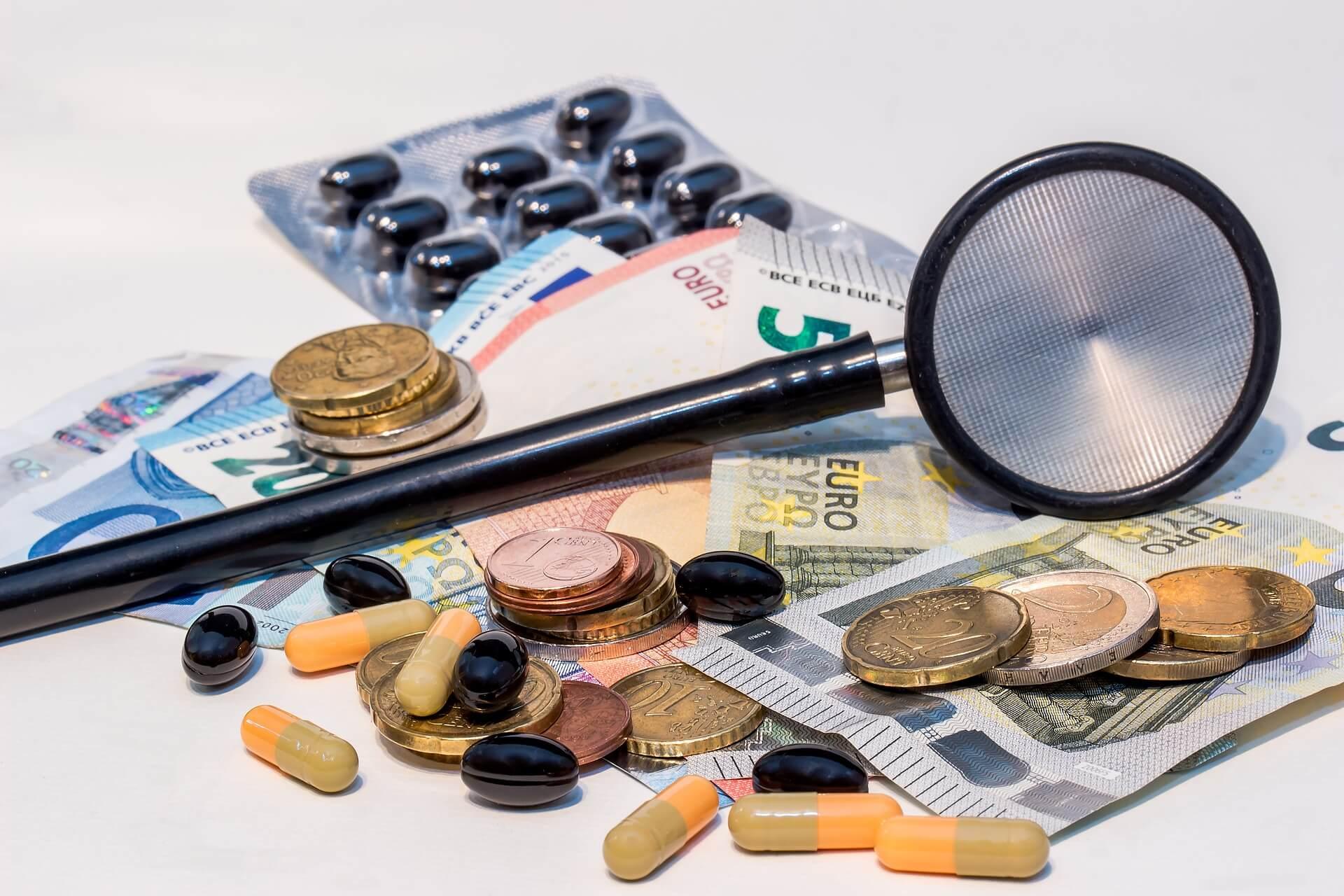 Krankheitskosten: Verzicht auf Kostenerstattung wegen Beitragserstattung