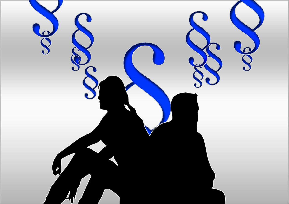 Trennung: Ehemann verweigert Zusammenveranlagung - Schadensersatz!