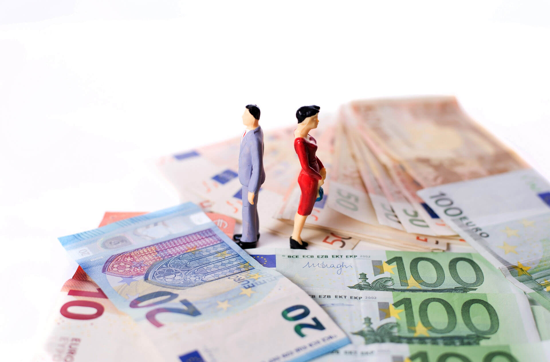Scheidung: Prozesskosten um Unterhalt als Werbungskosten absetzbar