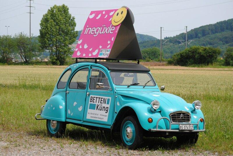 """Lohnsteuer-Modell """"Fahrzeugwerbung"""" vor dem Aus?"""