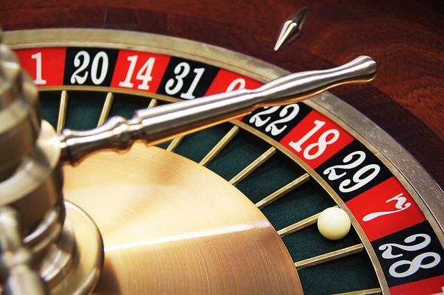 Steuern für Roulette-Casinos