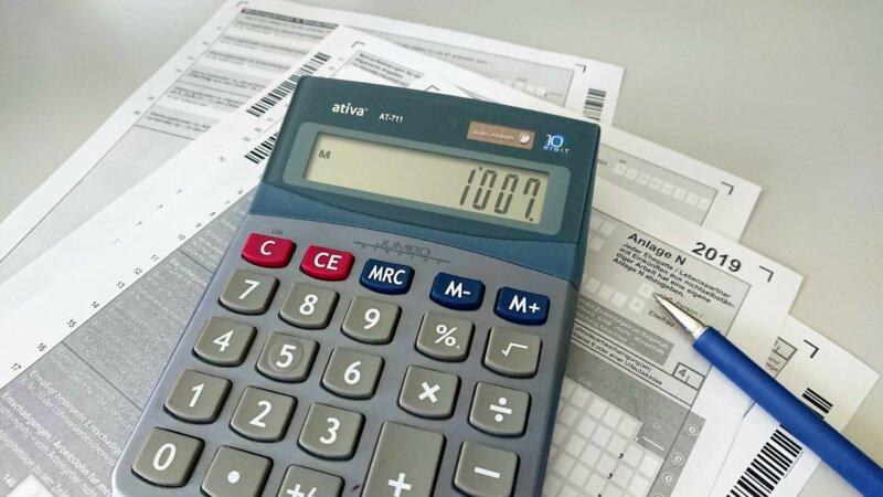 Fristende für Steuererklärung 2019 naht
