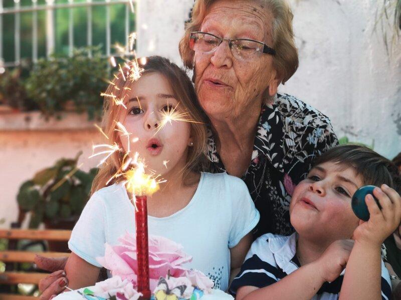 Fahrtkostenersatz an Großeltern für Kinderbetreuung