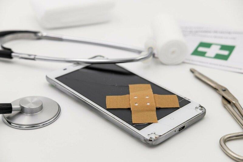 Reparatur von Smartphones steuerlich absetzbar?