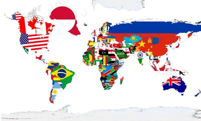 Neue Ländergruppeneinteilung ab 2021 für Angehörigen im Ausland