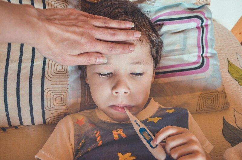 Erhöhtes Kinderkrankengeld verlängert und verbessert