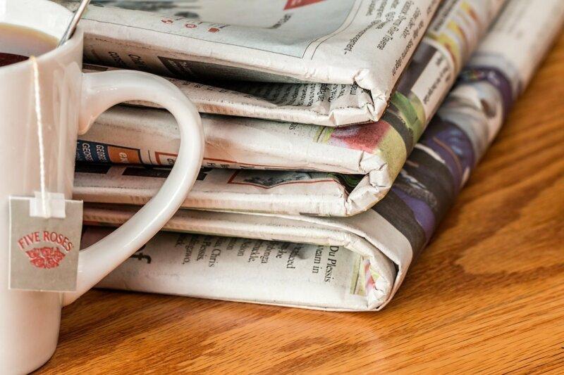 Arbeitsmittel: Tageszeitungen nicht als Werbungskosten absetzbar