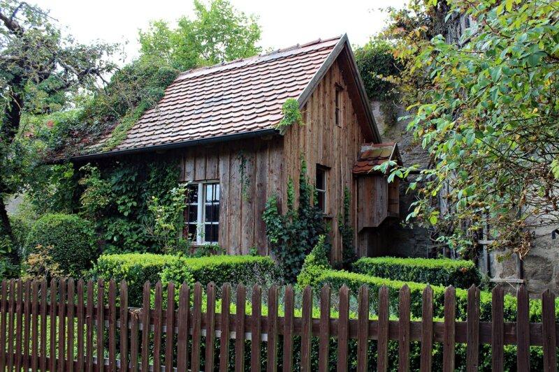 Spekulationsgewinn: Verkauf eines Gartenhaus in Kleingartenanlage